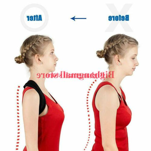 Posture Back Shoulder Pro Belt Adjustable