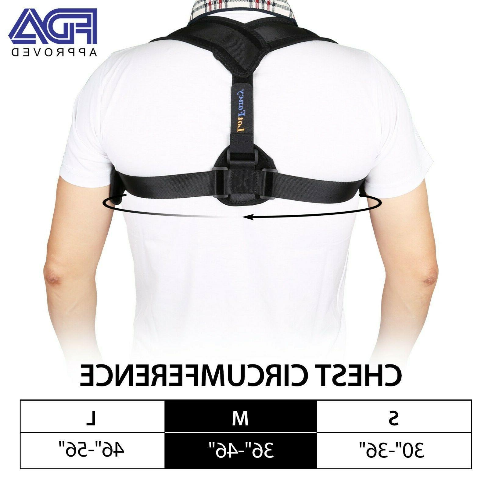 Back Corrector Men Belt