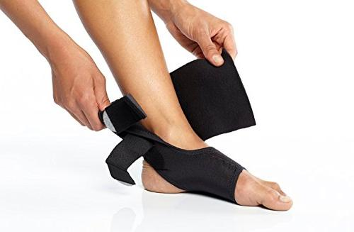 Versatile PTTD, Ankle Sprains, and Plantar Comfort and without Laces - BioSkin