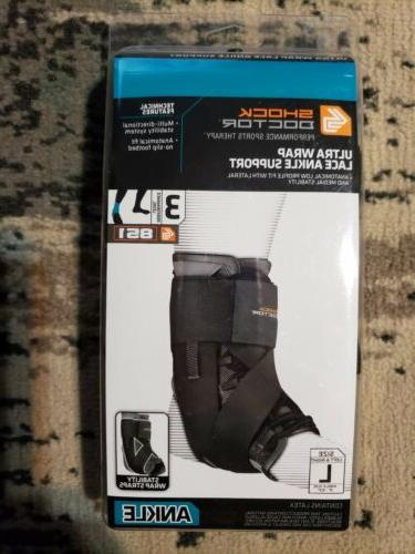 ultra wrap lace ankle support 851 level