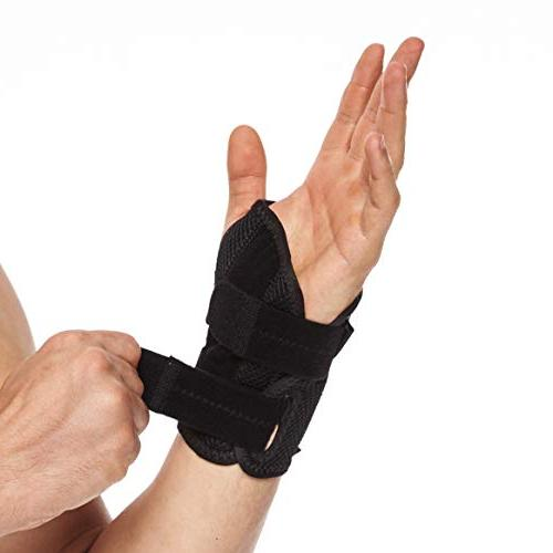 BraceUP Wrist Support with Carpal Tunnel Wrist