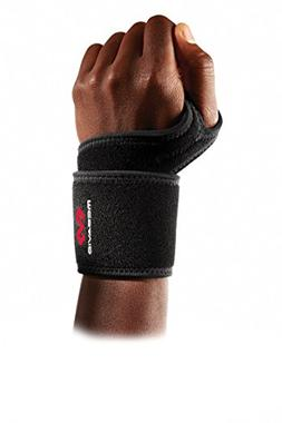 McDavid Level 1 Wrist Support, Black, One Size