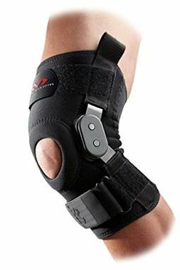 McDavid Level 3 Knee Brace with Polycentric Hinges - MD422 F