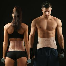 Lower Back Brace Lumbar Support Belt - Pain Relief and Corre