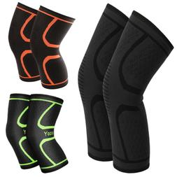 Men Women Knee Leg Support Brace Sleeve Band Strap For Runni