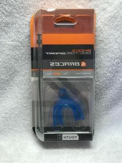 Shock Doctor Sport Mouth Guard - Youth - Blue