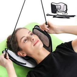Neck Hammock Brace Support Portable Cervical Traction Device