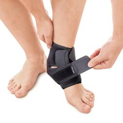 Neoprene Adjustable Ankle Support Brace Compression Foot Wra