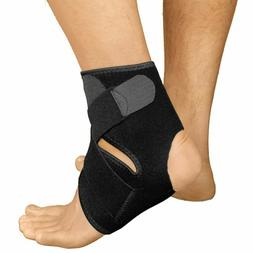 NEW! Ankle Brace Support for Men and Women by RiptGear® - T