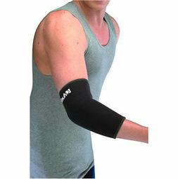 NEW MUELLER ELBOW SLEEVE NEOPRENE FOREARM COMPRESSION SUPPOR