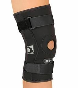 NEW Ossur Rebound Polycentric Hinged Knee Braces  Size L