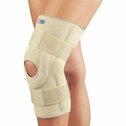 NEW FLA ORTHOPEDICS Stabilizing KNEE BRACE BEIGE Medium
