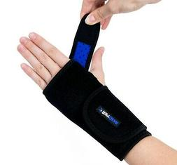 NEW! Wrist Brace for Women and Men by RiptGear® - Removable