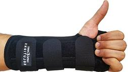 Carpal Tunnel Night Time Wrist Brace for Right Hand By Carpa