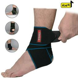ZAMAT Non-Slip Ankle Brace for Women & Men, Durable Ankl