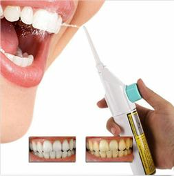 Oral Power Floss Dental Water Jet Seen on TV Air Power Cords