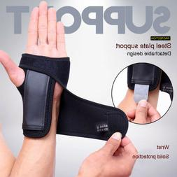 Orthopedic Hand Brace Wrist Support Bandage Finger Splint Ca