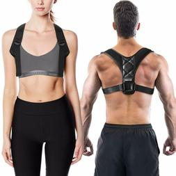 Perfect For Adults&Kids Posture Corrector Support Shoulder B