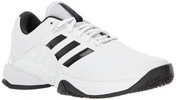 adidas Performance Men's Barricade 2018 Tennis Shoe, White/B