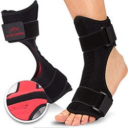 Plantar Fasciitis Night Splint and Support: Adjustable Splin