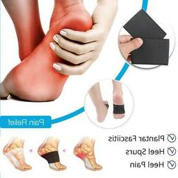 Plantar Fasciitis Therapy Wrap brace Arch Support for Heel F