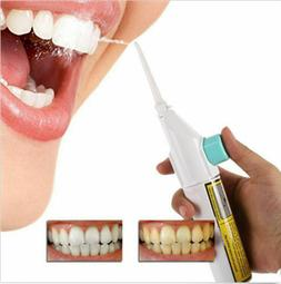 Portable Power Floss Dental Water Jet Cords Tooth Pick Brace