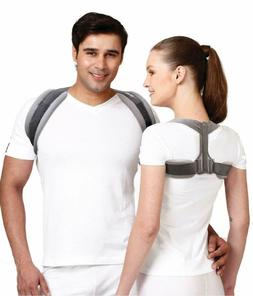 posture corrector cum Clavicle Brace with Velcro for Shoulde