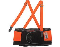 ProFlex 100 Economy Hi-Vis Back Support in Orange, Extra Lar