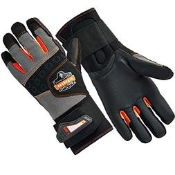 Ergodyne ProFlex 9012 Anti-Vibration Work Gloves, ANSI/ISO C
