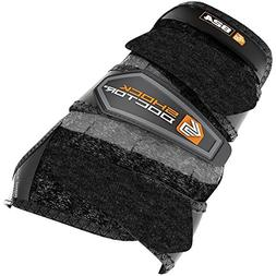 Shock Doctor RE+ Wrist 3 Strap Support Large Right