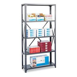 SAF6267 - Safco Commercial Steel Shelving Unit