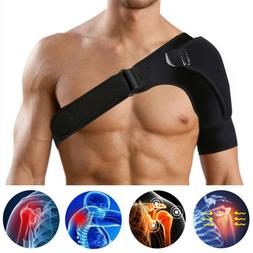 Shoulder Brace For Men & Women Breathable Neoprene Support W