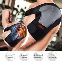 Shoulder Brace Rotator Cuff Pain Relief Support Adjustable B