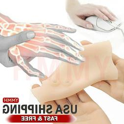 Silicone Wrist Brace Magnetic Therapy Pain Relief Gel Thumb