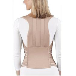 FLA Soft Form Posture Control Brace Back Support