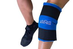 Cool Relief Reusable Cryotherapy Ice Pack for Knee Relief wi