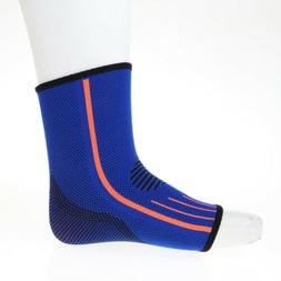 Sports Ankle Stabilizer Brace/Support Compression Socks for