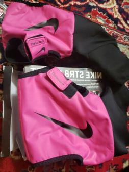 Nike STR8 Jacket Cleat Football Brace System Pink/Black  Siz