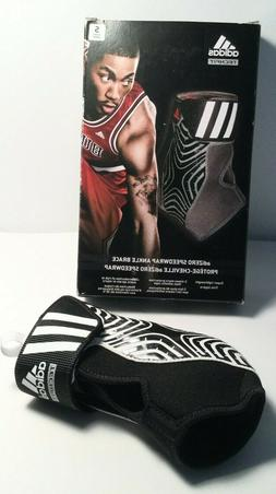 Adidas Techfit AdiZero Speedwrap Ankle Brace Small Right Bla