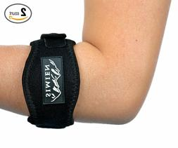 SIMIEN Tennis Elbow Brace  - Pain Relief for Tennis Golfers