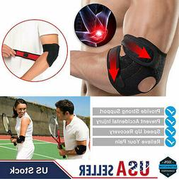 Tennis Elbow Brace Support Wrap Arthritis Tendonitis Arm Joi