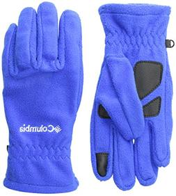 Columbia Women's Thermarator Gloves, Blue Macaw, X-Large