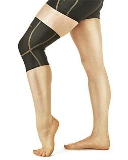 Tommie Copper Women's Performance Triumph Knee Sleeve, Black