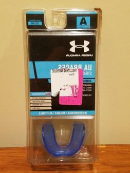 Under Armour UA Braces Mouthguard Large Light Blue