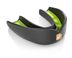 Shock Doctor Ultra Basketball Mouthguard 8301.BLACK YOUTH