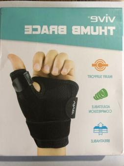 Vive Arthritis Thumb Splint Hand Spica Brace Support For Pai