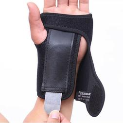 Wrist Brace Support Carpal Tunnel Hand Splint Steel Bone Art