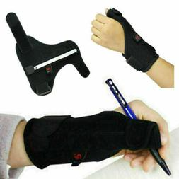Wrist Brace Thumb Support Pain Relief Tendon Carpal Tunnel S