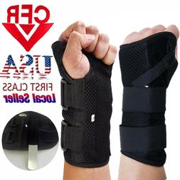 Wrist Splint Brace Protection Support Strap Carpel Tunnel Ar