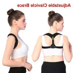 Yosoo Light Weight Back Posture Corrector Adjustable Clavicl